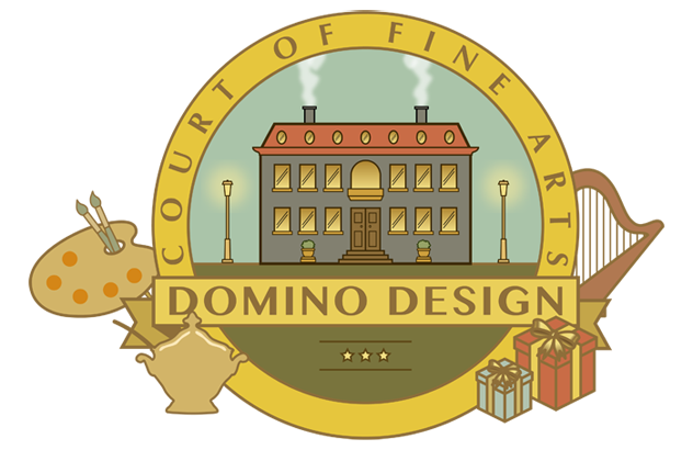 Logo Domino Design