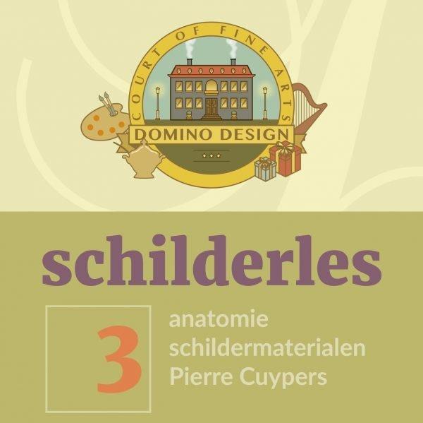 Schilderles 3 over anatomie