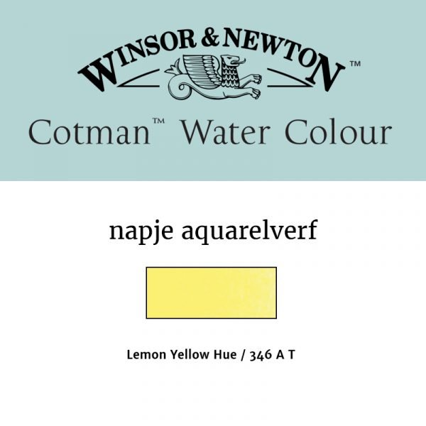 Cotman Lemon Yellow Hue