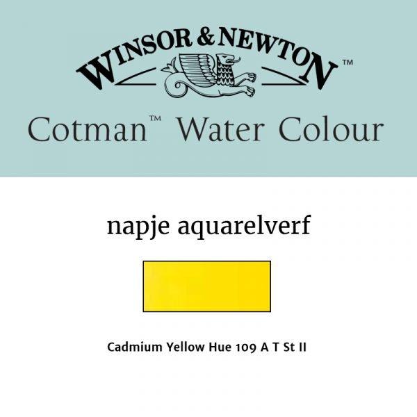 Cadmium Yellow Hue 109 AT St II