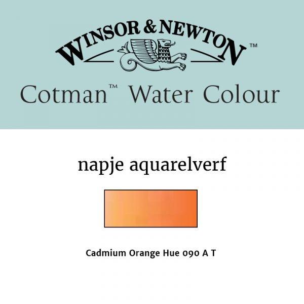 Cadmium Orange Hue 090 AT