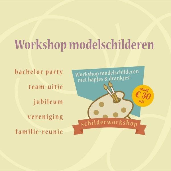 Workshops voor groepen