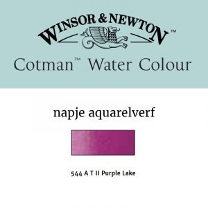 Purple Lake Aquarelverf