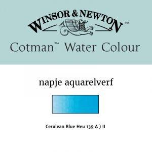 Cerulean Blue Heu aquarelverf